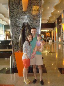 hotel Riu, lobby