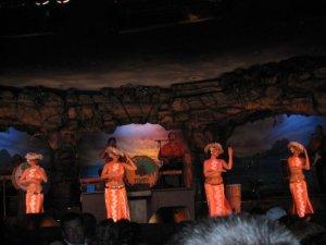 Hawaiian dances
